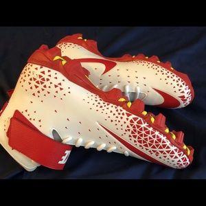 Nike Shoes - New Nike Mens Force Savage Shark Football Cleat